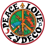 Peace, Love, Zydeco