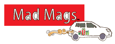 Mad Mags Magnets
